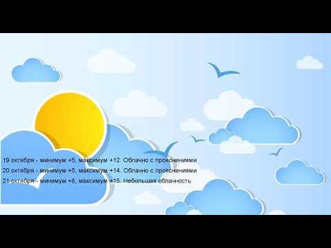Погода в Кузнецке 19, 20, 21 октября 2019. На завтра, день, неделю
