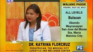 Vitamin Deficiency in Children