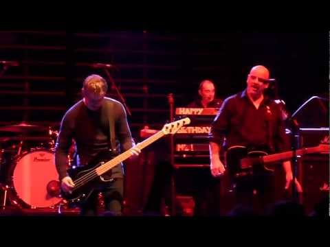 The Stranglers - Newcastle March 2013 - No More Heroes