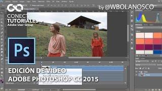 Tutorial Photoshop // Edición de Video by @WbolanosCo(En este video aprenderás las diferentes herramientas que tienes para editar video en Adobe Photoshop, estas posibilidades están de versiones anteriores, ..., 2015-08-07T17:26:42.000Z)