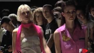 dkny full show spring summer 2004 menswear milan by fashion channel