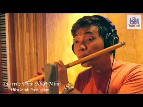 Attention - Charlie Puth - Amazing Cover Vietnam Bamboo Flute - Đinh Nhật Minh Cover