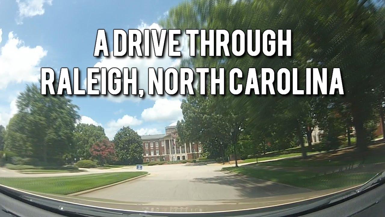 Time in north carolina raleigh