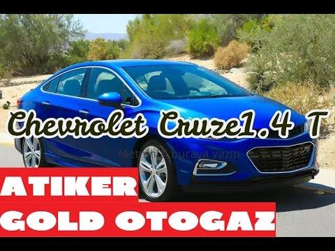 Chevrolet Cruze 1.4 Turbo & Atiker Gold Otogaz Performans Testi