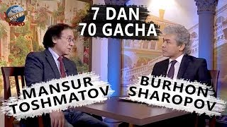 7 dan 70 gacha - Mansur Toshmatov