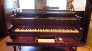 Bamboola (piano Novelty) Played By Vee Lawnhurst (1926)