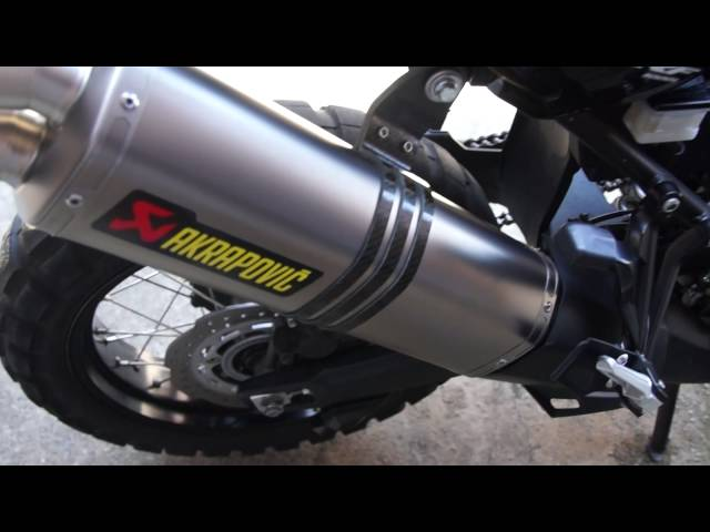 CRF1000L Africa Twin /AKRAPOVIC(車検対応)