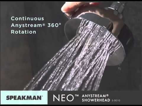 speakman s3010e2 neo anystream high pressure adjustable low flow shower head review