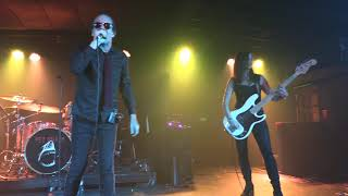 Graham Bonnet Band (Stand In Line) San Diego, CA. 12/11/2017 4K