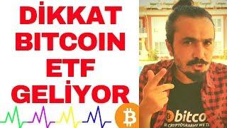 BITCOIN'DE BUNLAR OLACAK! (Bitcoin ETF İşlemleri Başlayabilir. Altcoin'ler Etkilenebilir.)