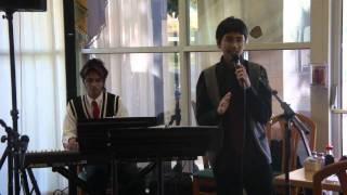 Christmas Song at China Buffet Restaurant