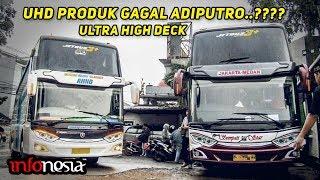 SEPI PEMINAT??? Inilah 5 Operator Bus Pengguna UHD di Indonesia