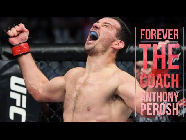 Ep #60 BJJ 4th Dan, UFC Legend - Coach Anthony Perosh