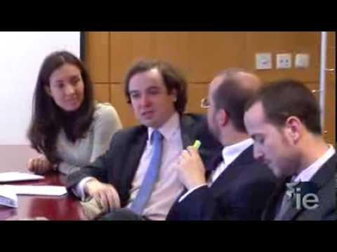Master en Asesoría Jurídica de Empresas (LLM) - IE Law School