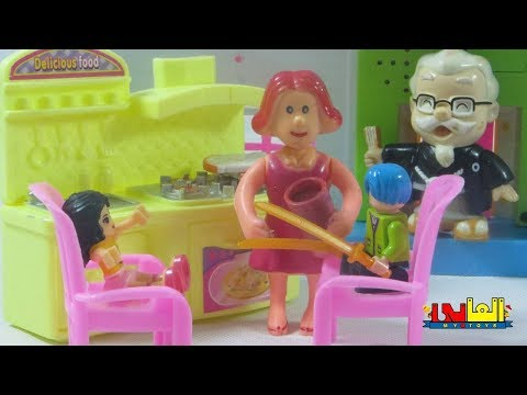 baby doll toys and kitchen toys with Doll Furniture Toys , baby doli  house play