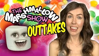 The Marshmallow Show #8 - BRITTANI LOUISE TAYLOR OUTTAKES