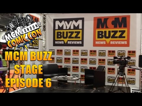 Jadyn Wong MCM Buzz stage Episode 6  MCM London Comic Con May 2015