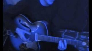 L`orange Erickssen plays Abba on my Framus
