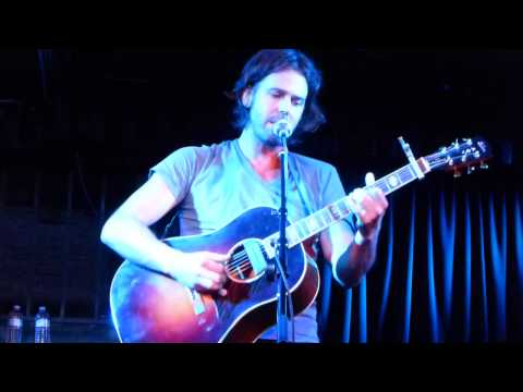 Peter Bradley Adams - The Longer I Run - Cafe du Nord/San Francisco - 2013.08.18