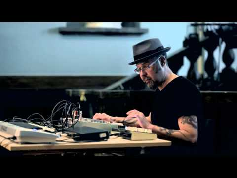 Mika Vainio at The National Gallery, Oslo  - Trollklangveggen