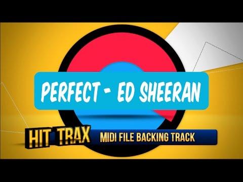 Perfect Ed Sheeran MIDI File