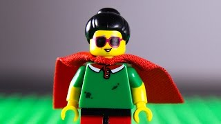 How LEGO Helps Blind People See