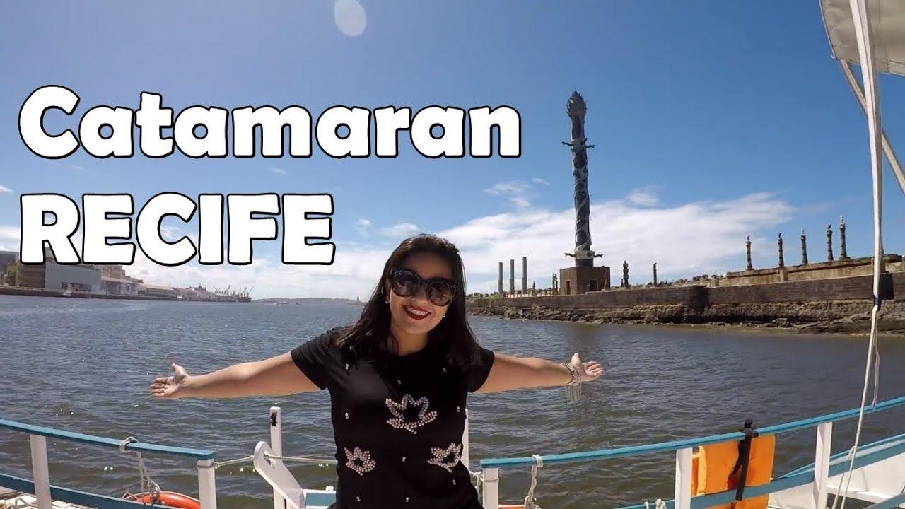 Tour Recife e suas Pontes   Catamaran