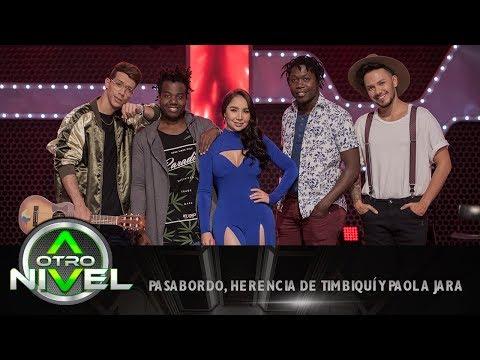 'Me Rehúso' - Paola Jara, Herencia De Tímbiqui Y Pasabordo - Fusiones