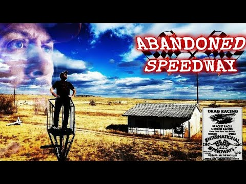 Urban Exploring -Abandoned Colorado Springs Speedway!