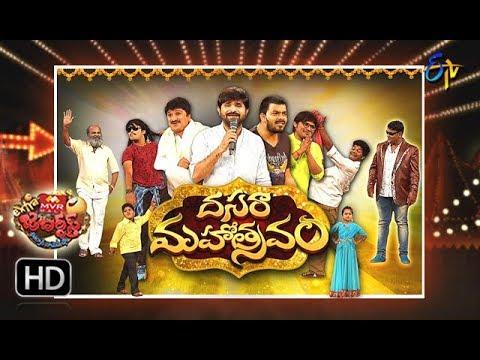 Extra Jabardasth 19th October 2018   Full Episode   ETV Telugu