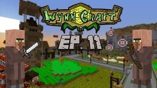Wynncraft Ep 11 - The Mercenary, Rymek