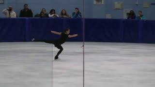 Alina Zagitova 2018 09 08 Open Skating SP WU B