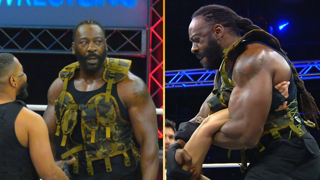 Download Booker T's In-Ring Return (2020) [FULL MATCH] Reality of Wrestling