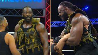 Booker T's In-Ring Return (2020) [FULL MATCH] Reality of Wrestling