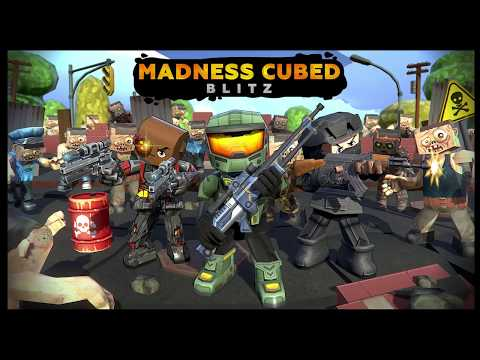 Madness Cubed : Survival shooter 1