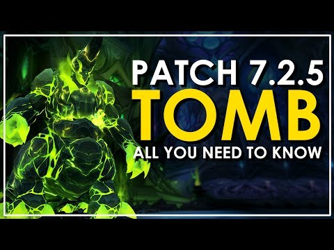 Tomb of Sargeras - What You Might Not Know | WoW Legion Patch 7.2.5 Lore Primer
