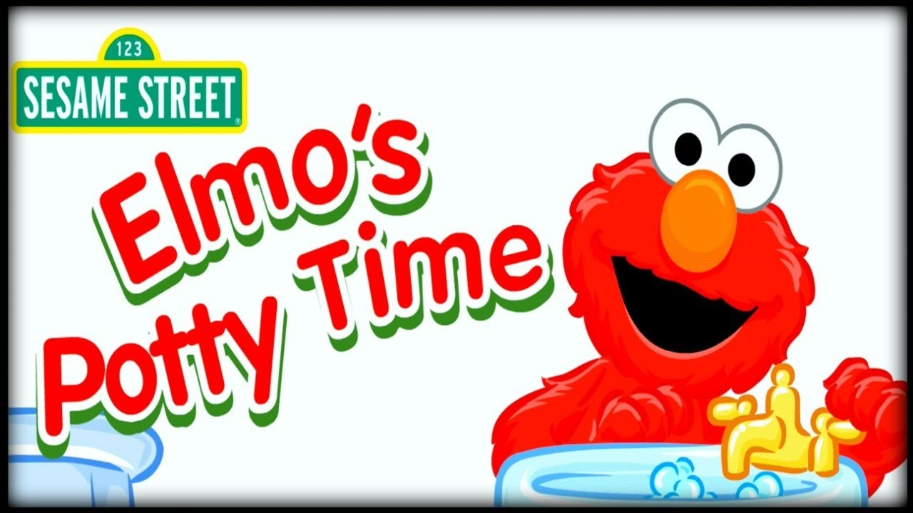 elmo u2019s potty time  u2013 toddler and infant potty training game for kids   u2013 babies and kiddos