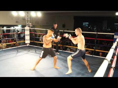 ETERNAL MMA 15 - AXEL BONAL VS RAAZIV NARESH - MMA FIGHT VIDEO