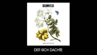 Gambar cover Blumfeld - Der sich dachte