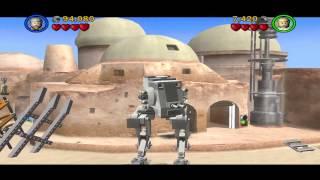 LEGO Star Wars: Космопорт Мос Эшли