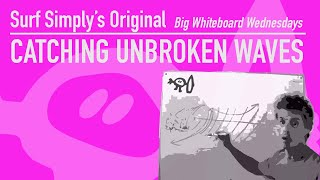 Surf Simply Tutorials: Catching Unbroken Waves