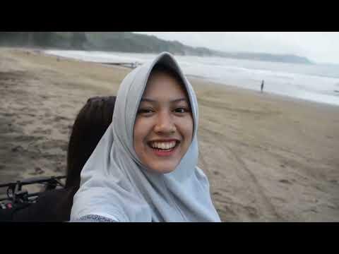 #havlog Pantai Sine Tulungagung    Happy Asmara