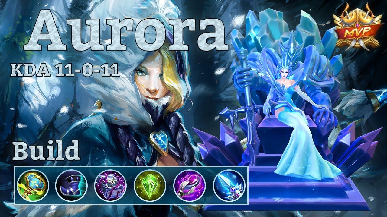 80 Koleksi Gambar Mobile Legend Aurora Terbaru