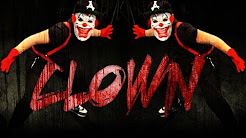 CLOWN | Horror Dance Short Film | Coreg : Alessandro Candida @ ACDANCEPRODUCTION