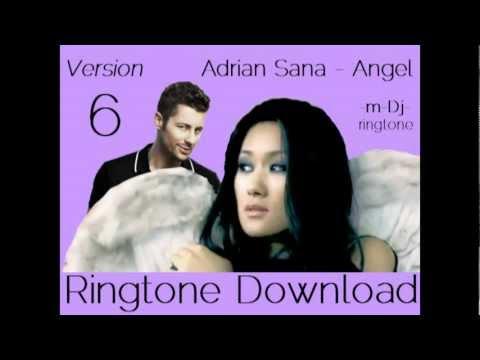 Adrian Sina ft Sandra N - Angel Ringtone Download