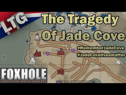 The Tragedy Of Jade Cove Foxhole |