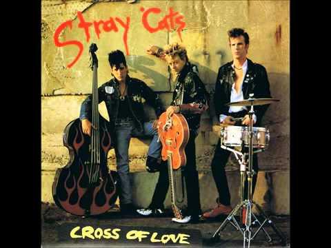 Brian Setzer Stray Cats Youtube