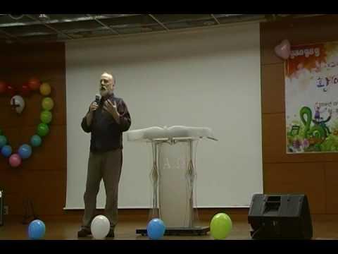 Wolgwang English Ministry(WEM Sermon by Don Murray 2016년10월16일)