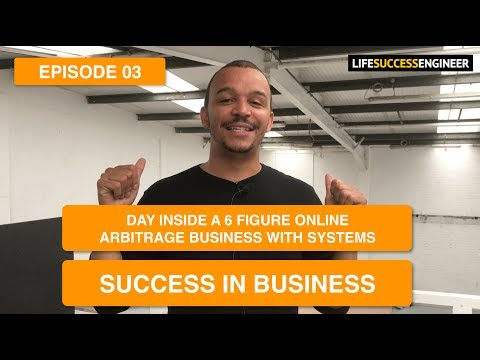 Day In Life Of A 6 Figure Business With Systems 🔥 | Success In Business💰| Online Arbitrage | Ep 03