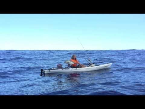 Kayak Fishing  Punalu